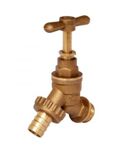 3/4 Bib Tap Hose Union With Double Check Valve