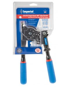 Imperial 470-Fh Triple Head 180 Degree Tube Bender