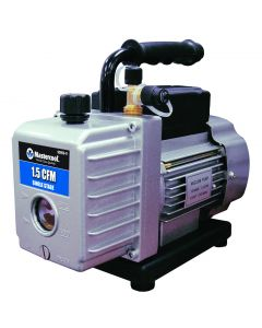 Mastercool 90059-220B Vacuum Pump Air Conditioning 42 litre per Min Single Stage 1.5 CFM