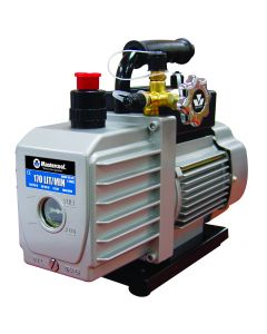 Mastercool 90066-2V-220B Vacuum Pump Air Conditioning 170 Litre Per Min Single Stage 6 CFM