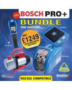 Bosch Pro PLUS Bundle 240v