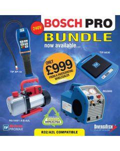 Bosch Pro Bundle 240v