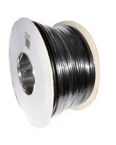 1.5mm 3 Core Black Flex Per 100 Metre 318Y