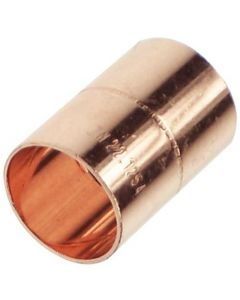 Refrigeration Copper Socket Coupler 1/4 C165-0001