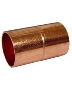 Imperial Size Copper Coupling Socket 3/4
