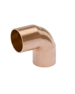 Short Radius 90 Degree Copper Elbow 1/2 C235-0025