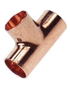 Refrigeration Copper Tee Piece 1 5/8 C460-0295
