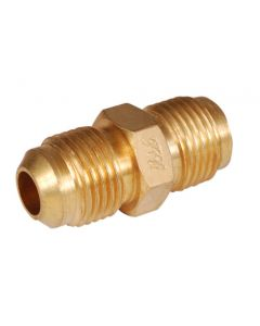 Equal Male Flare Connector 3/8 DU2-6