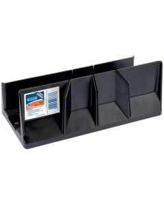 Draper 48678 320mm x 100mm x 85/120mm Maxi Mitre Box