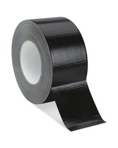 Draper 49432 Black Duct Tape 30m