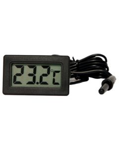 EWTL300 Eliwell Digital LCD Thermometer Battery Powered