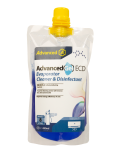 Advanced Engineering Evaparator Cleaner and Disinfectant Gel - 490ml