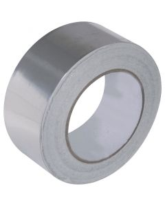 Aluminium Silver Foil Tape 50mm wide 45 metres long
