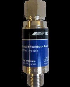 Boc Standard Oxygen Flashback Arrestor 41543