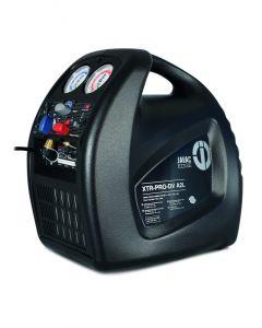 Javac XTR-PRO-DV A2L, Spark Proof and Dual Voltage Refrigerant Recovery Unit