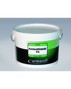 Armacell Armafinish 99 FR Insulation Paint - Black 2.5 litres