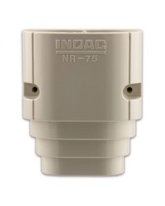 Inoac 100mm End Socket Nr-100 Plastic Trunking
