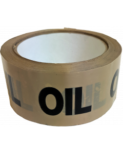 Oil Pipe ID Tape