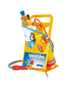 Oxy Turbo Set 1000 Portable Brazing Kit