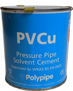 Pvcu Pressure Pipe Adhesive Glue 500ml