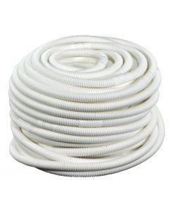 Air Conditioning Flexible Condensate Drain Pipe 16mm, 50m Long.