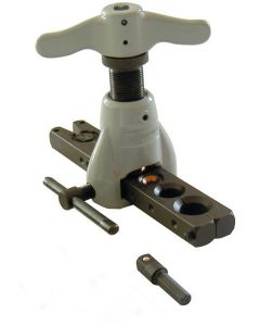 Rothenberger Deluxe R222402 Eccentric Pipe Flaring Tool Suitable for R410a Pipe
