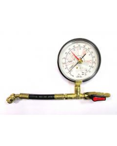 Rothenberger R259040 Nitrogen Pressure Test Gauge