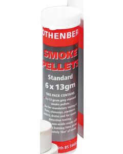 Rothenberger Standard Smoke Pellets (Tube of 6)