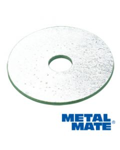 6mm x 25 Penny Repair Washers Zinc Plated (per 200)