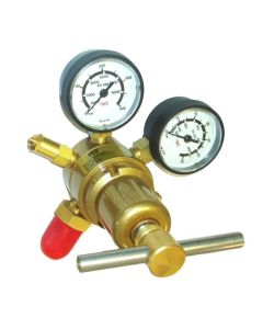 Javac RS-750 Nitrogen Pressure Regulator Gauge 50 Bar RS-750
