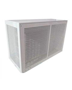Sauermann Anti Vandal Steel Cage Cover 1200mm x 1150mm x 650mm CUSAFM