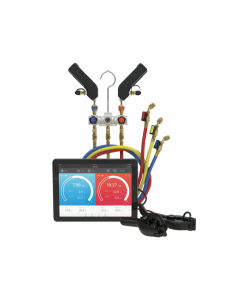 Sauermann SI-RM13 Combined manifold with smart wireless probes and 2-channel by-pass