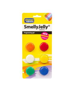 Smelly Jelly MINI Air Freshener 6 Mixed Scents