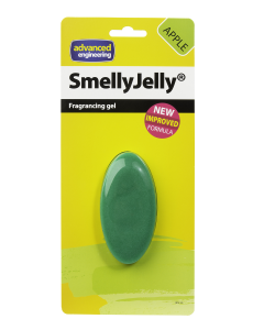 Smelly Jelly Size 1 Air Conditioning Air Freshener Green Apple