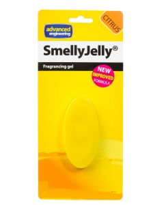 Smelly Jelly Size 1 Air Conditioning Air Freshener Yellow Citrus