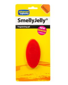 Smelly Jelly Size 1 Air Conditioning Air Freshener Orange
