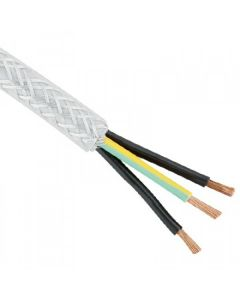 3 Core Braided SY Cable
