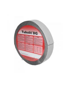 Armacell Tubolit Grey Adhesive Pipe insulation Tape 10m x 50mm x 3mm
